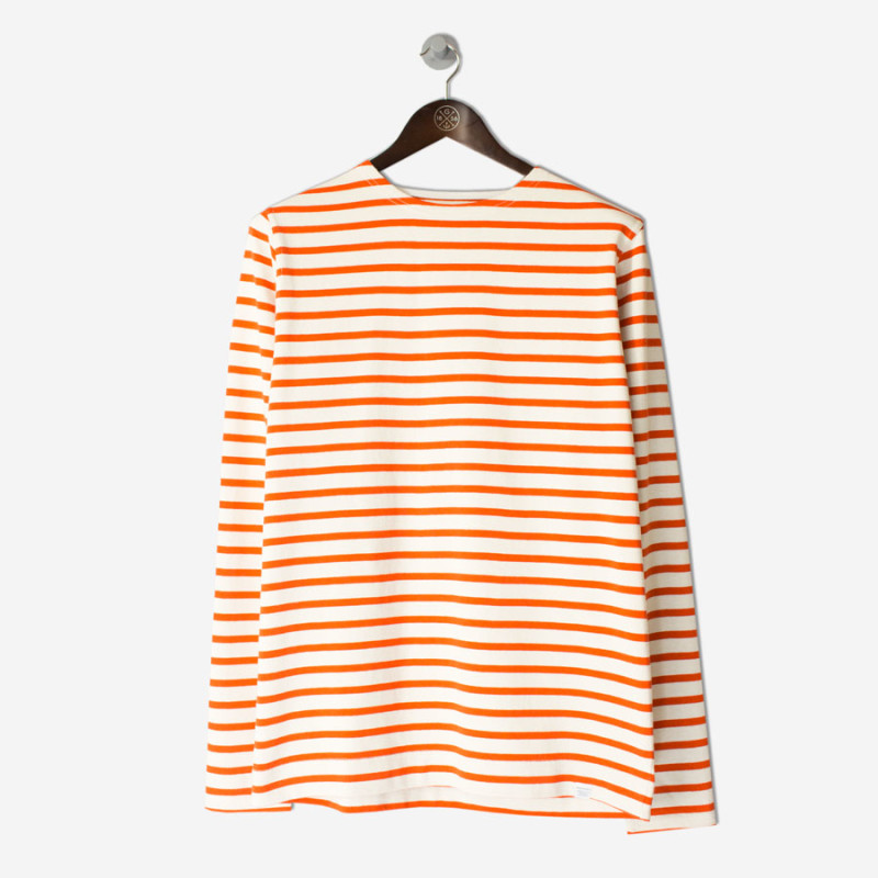NORSE-PROJECTS-Godtfred-Compact-LS-Tee-Ecru-Orangefront-800x800