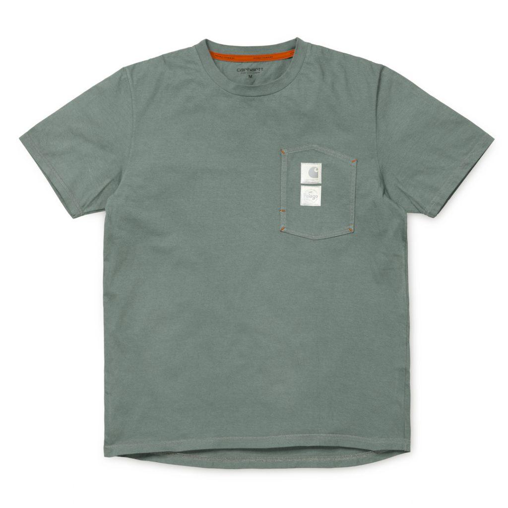 CarharttWIPxPelago_T-Shirt