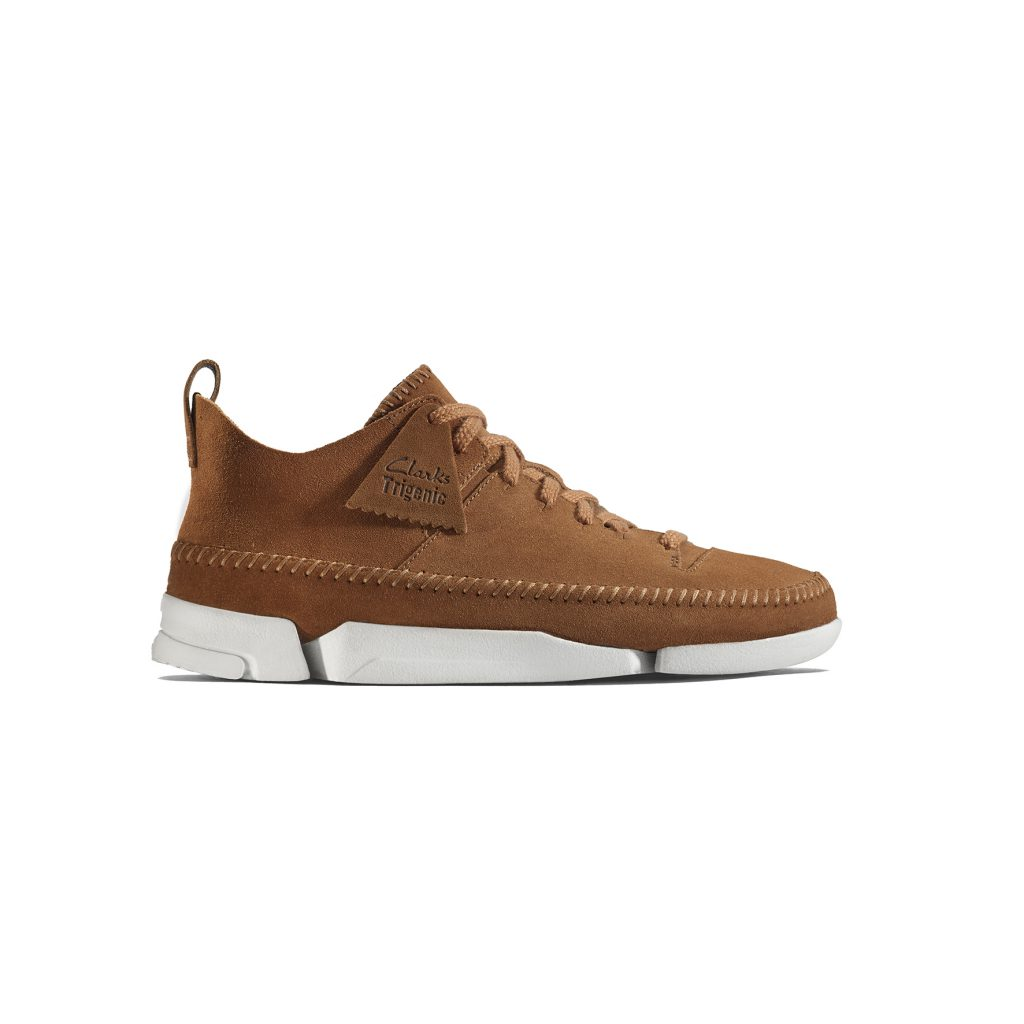 Trigenic Flex Dark Tan Suede MENS