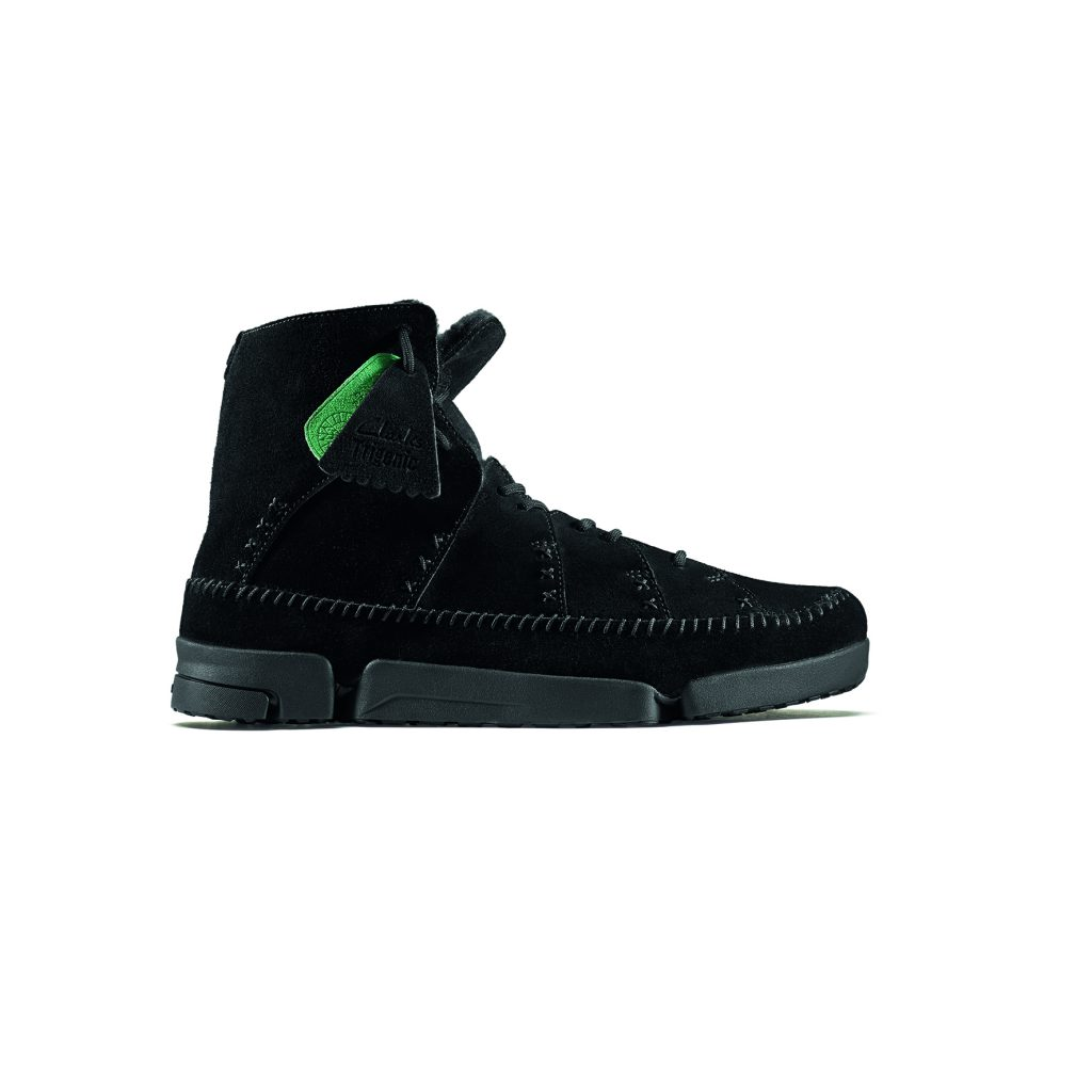 Trigenic Ridge Black Suede (CRaeburn) MENS