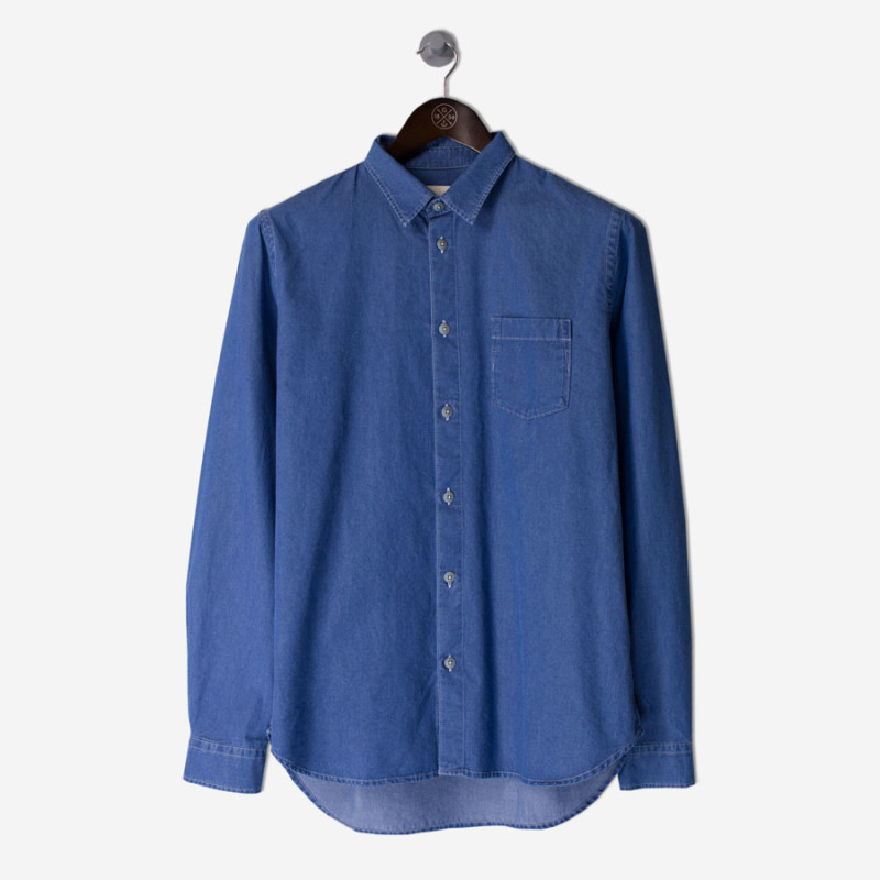 FOLK-Degree-Shirt-Light-Denimfront-800x800