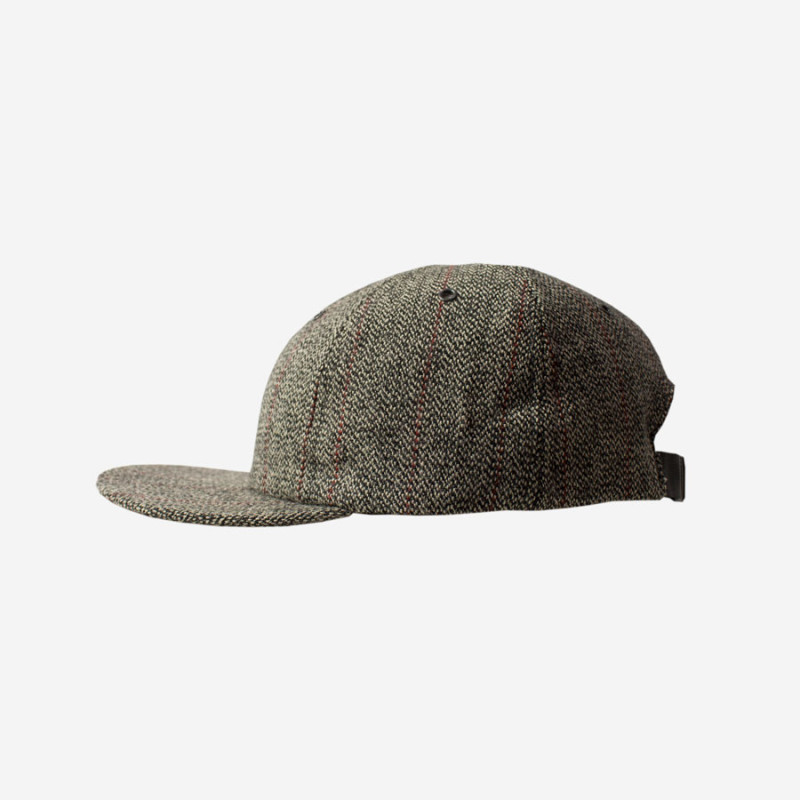 NORSE-PROJECTS-Tweed-Flat-Cap-Charcoal-Grey1-800x800