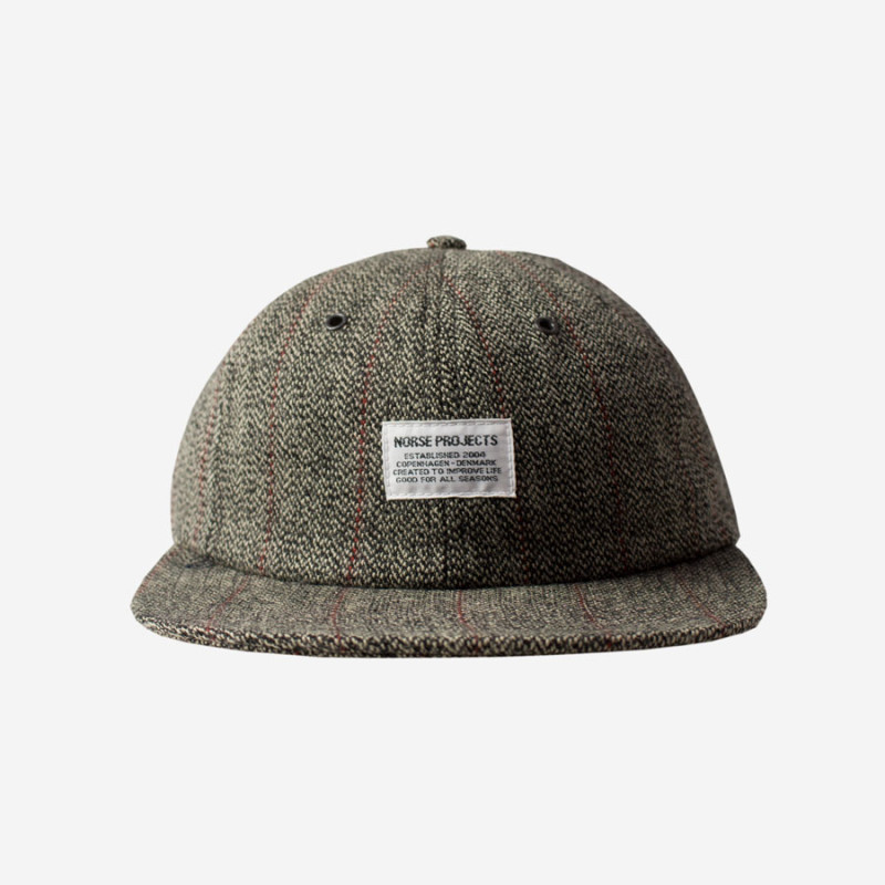 NORSE-PROJECTS-Tweed-Flat-Cap-Charcoal-Grey2-800x800