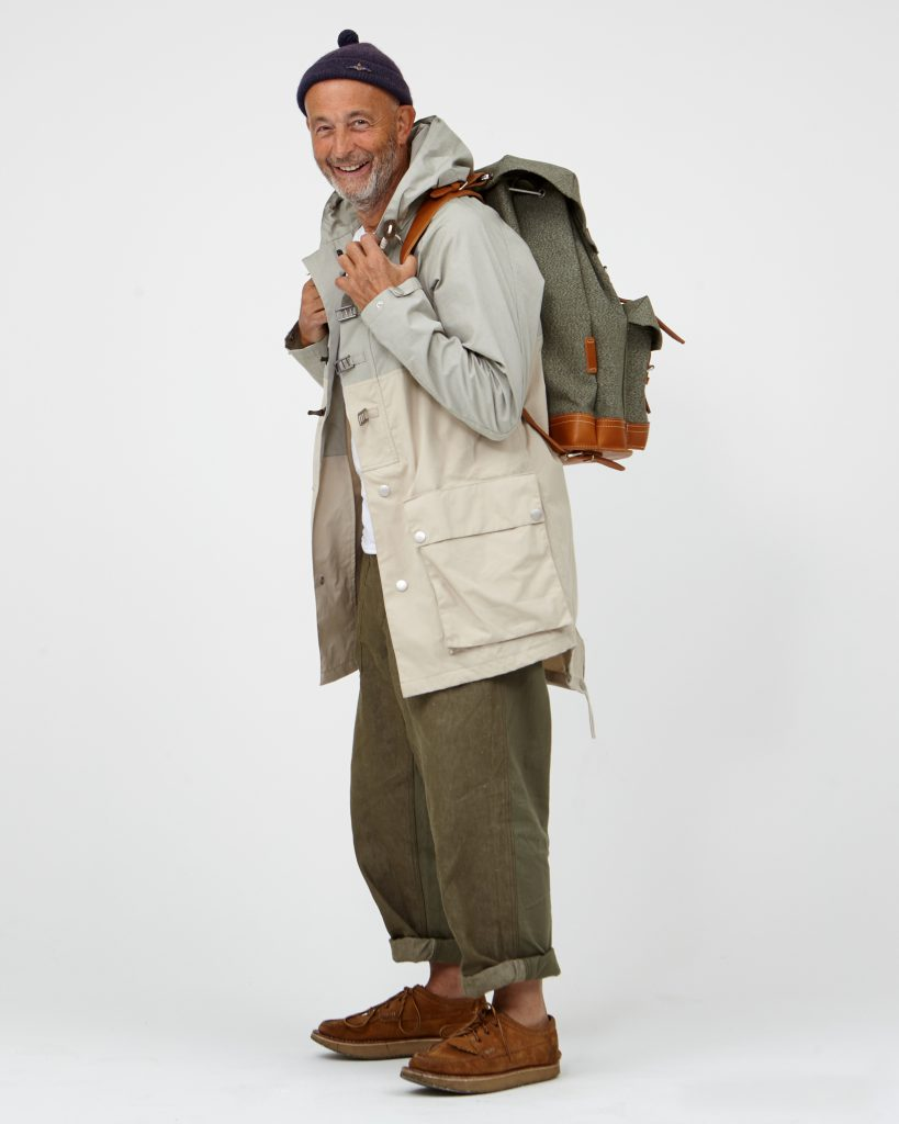 Nigel Cabourn x rucksack 1