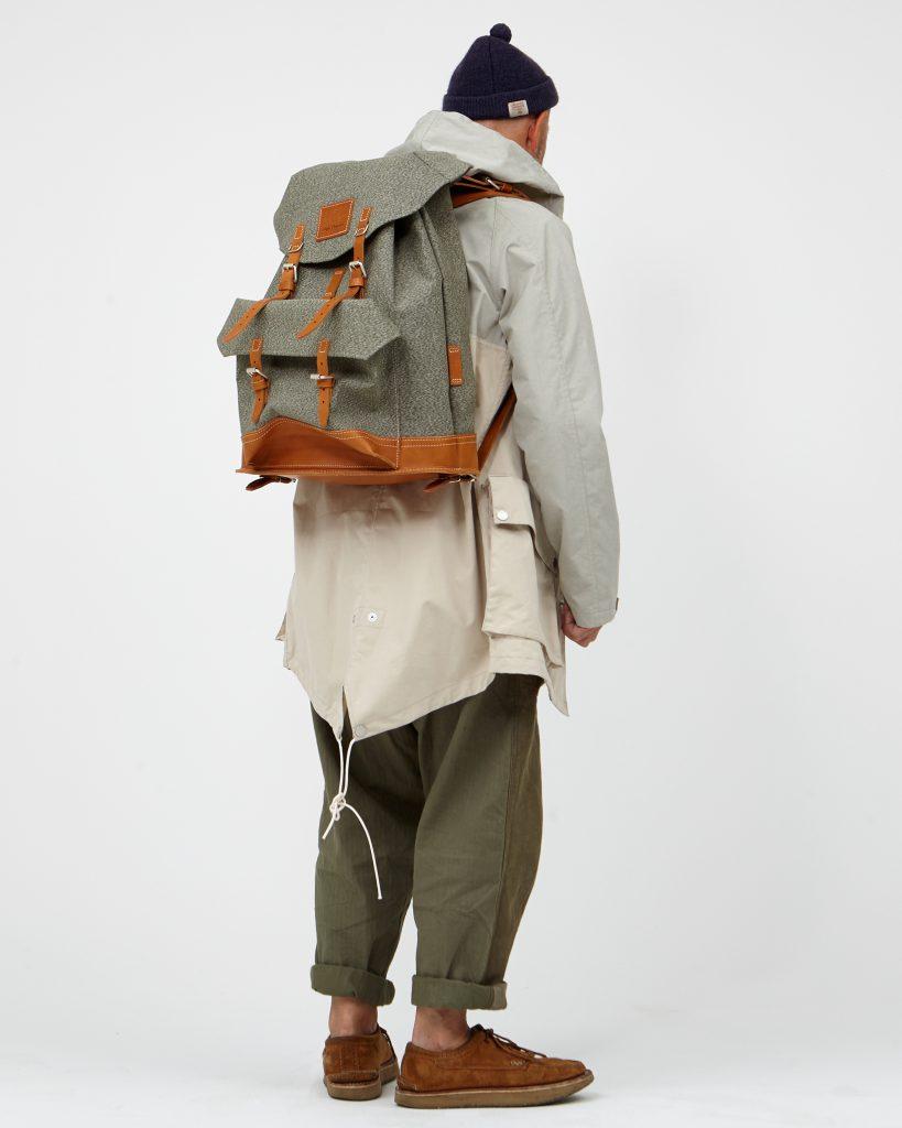 Nigel Cabourn x rucksack 3