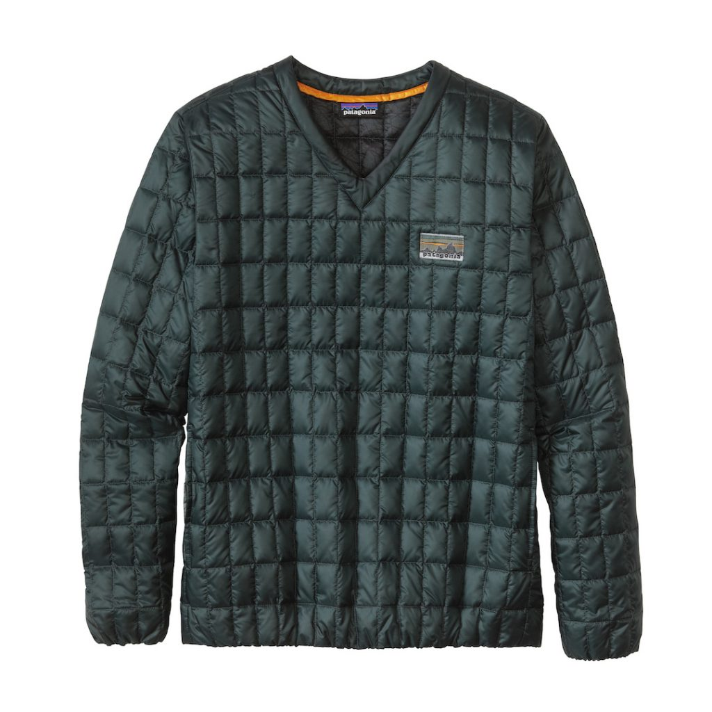 Patagonia_RecycledDownVNeckPullover_Men_CAN