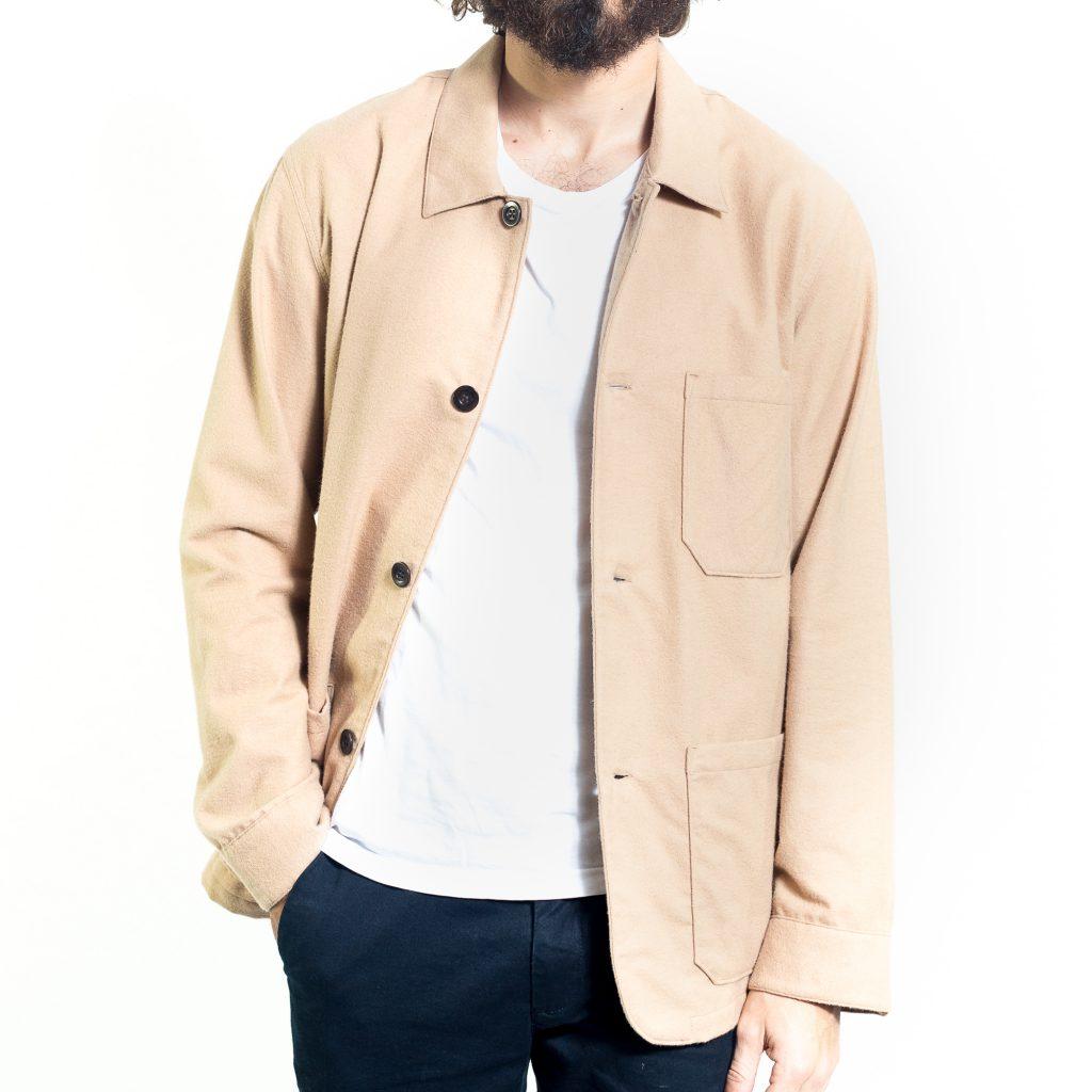 Pinheiro-creme (coat)