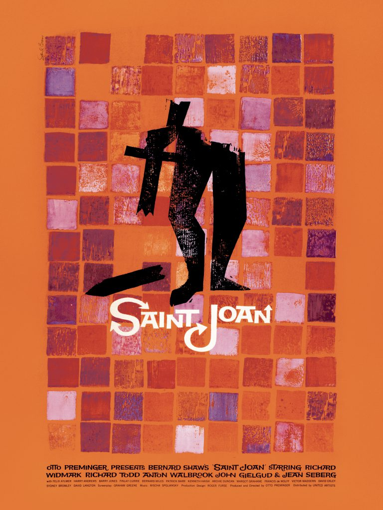 Saul Bass St John