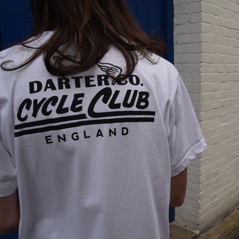 cycle club t shirt