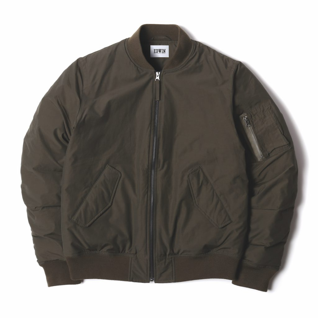 edwin-flight-jacket-khaki