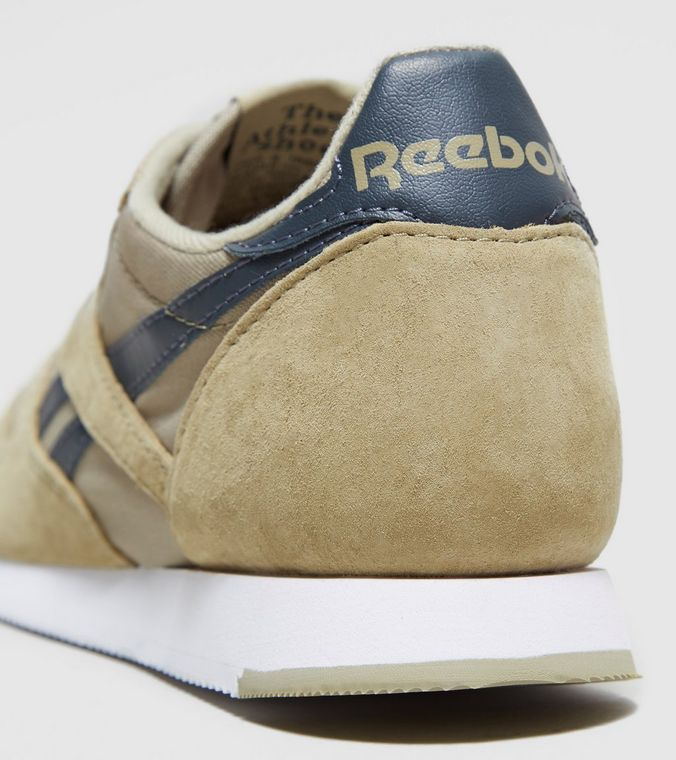 As a committed fan of the Nike Lava Dome, these Reeboks slipped under the radar recently. That gold and navy mashup may have demanded my eye but to be