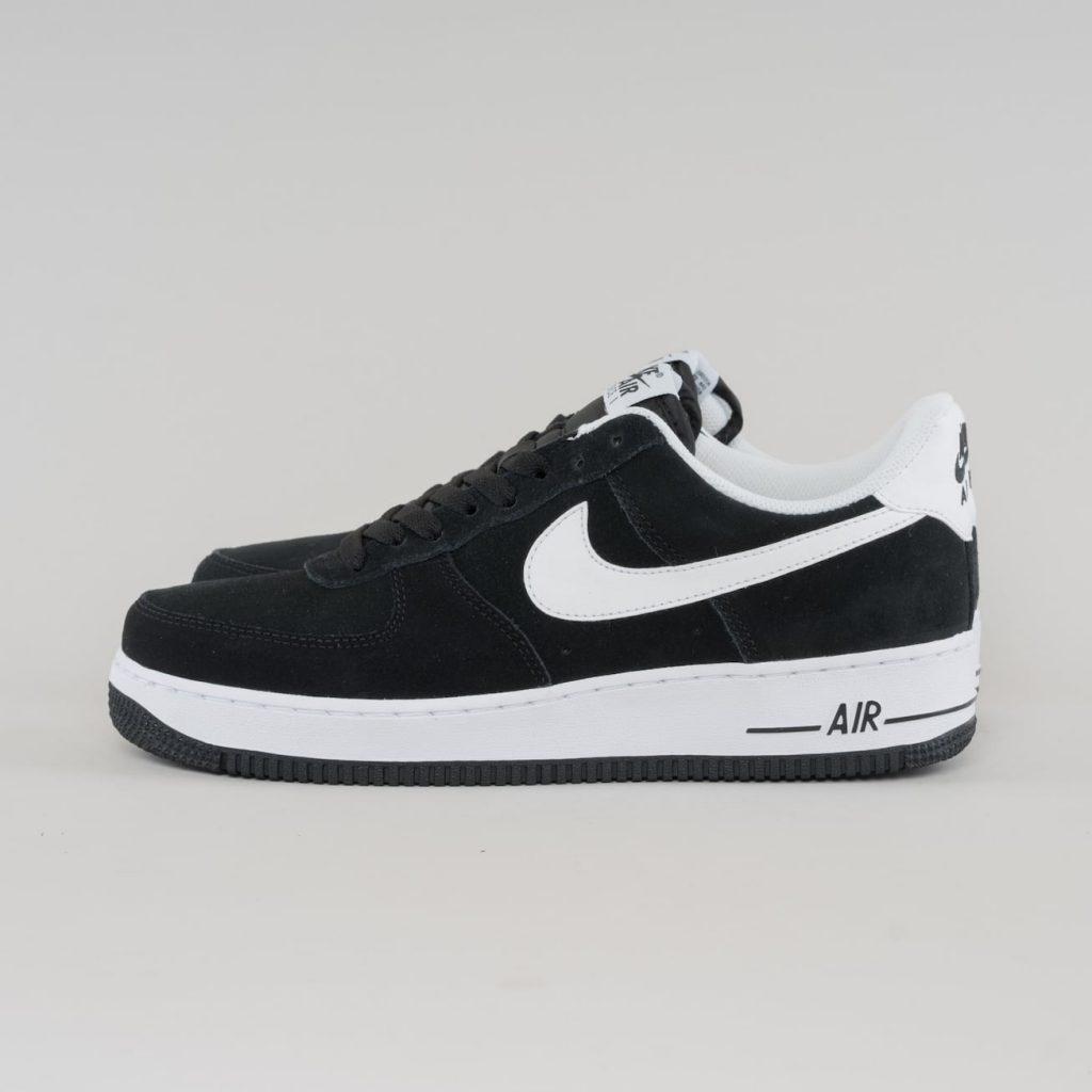 brand new a2f4a 66272 Nike Air Force 1 Suede Black - Proper Magazine