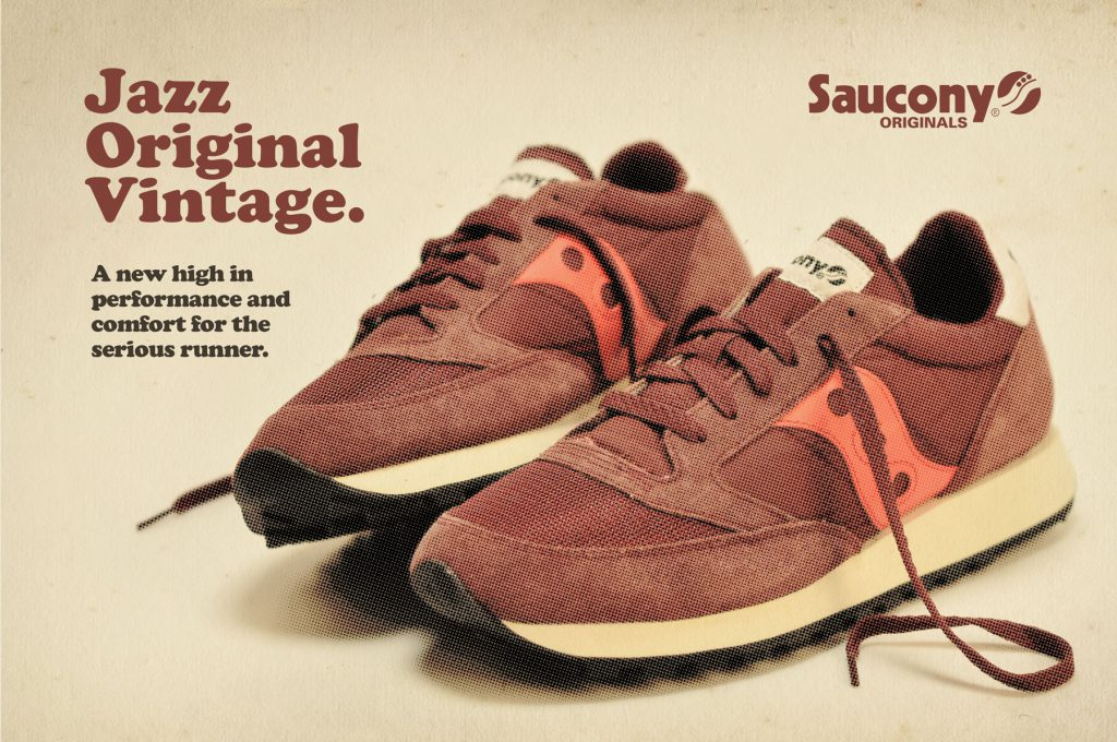 sneakers for cheap 53ed9 57f73 Saucony Jazz Original Vintage - Proper Magazine