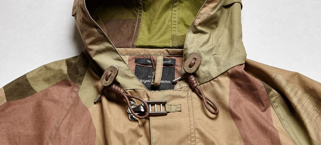ffda96b4b852 OMG look at the DPM on this all new smock version of one of Nigel Cabourn s  signature pieces