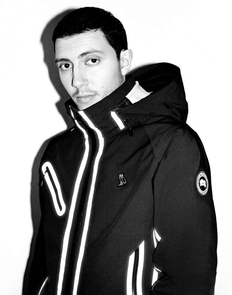 canada goose x ovo timber shell proper magazine