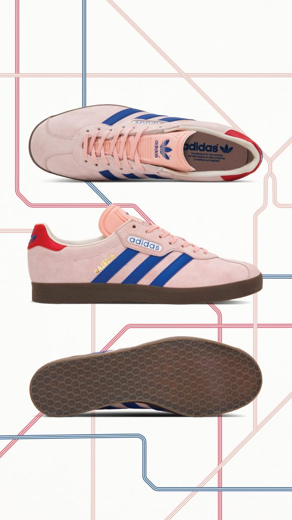 size? adidas Originals Archive 'London to Manchester' Pack ...