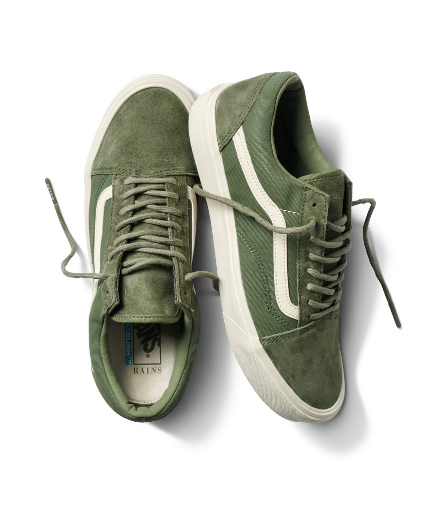 cf8554b9598dd9 The Vans x Rains collection will be available from Vans.eu only in Europe  from March 16th