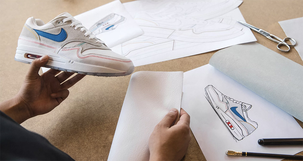 5d5fc0a7f5 Nike Air Max 1 Pompidou 'By Day/By Night' - Proper Magazine