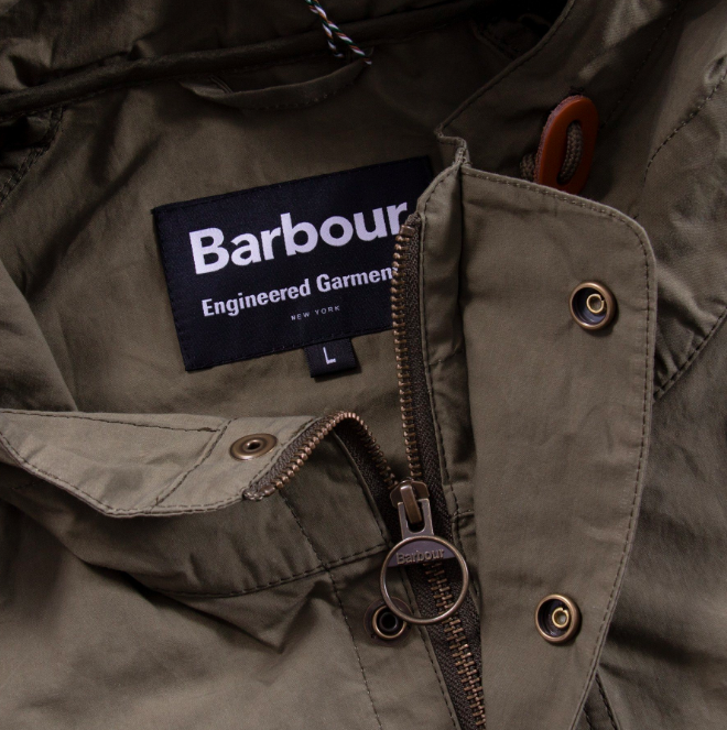 barbour warby