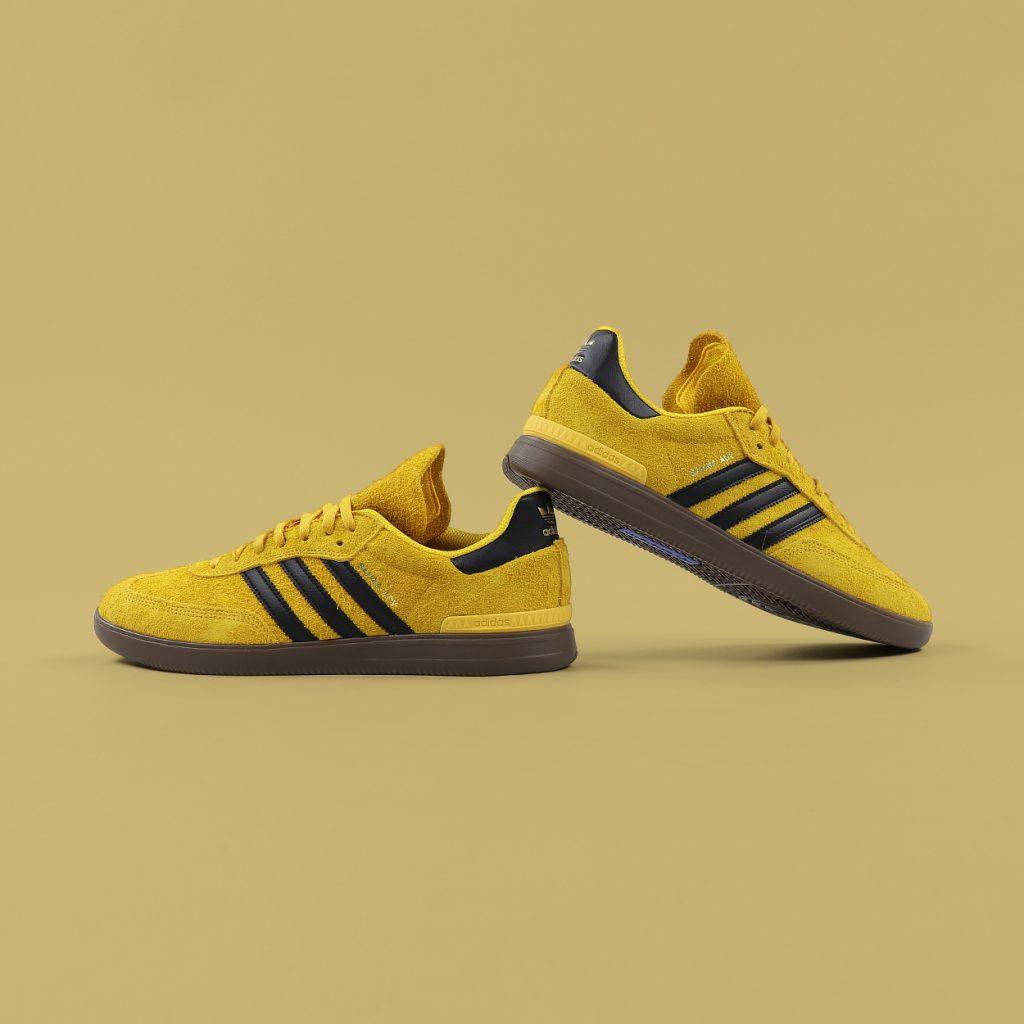 adidas samba adv yellow- OFF 51% - www