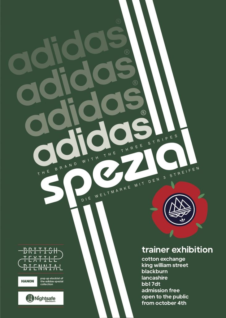 Adidas Spezial Exhibition Blackburn Proper Magazine