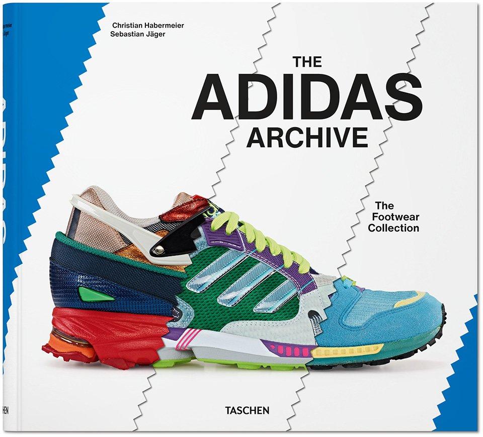 The Adidas Archive Taschen Proper Magazine