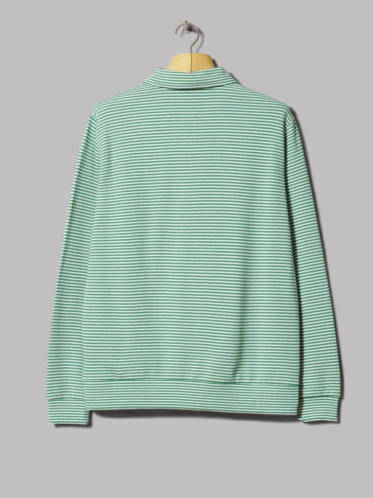 Y.M.C. Sugden Zip Sweatshirt
